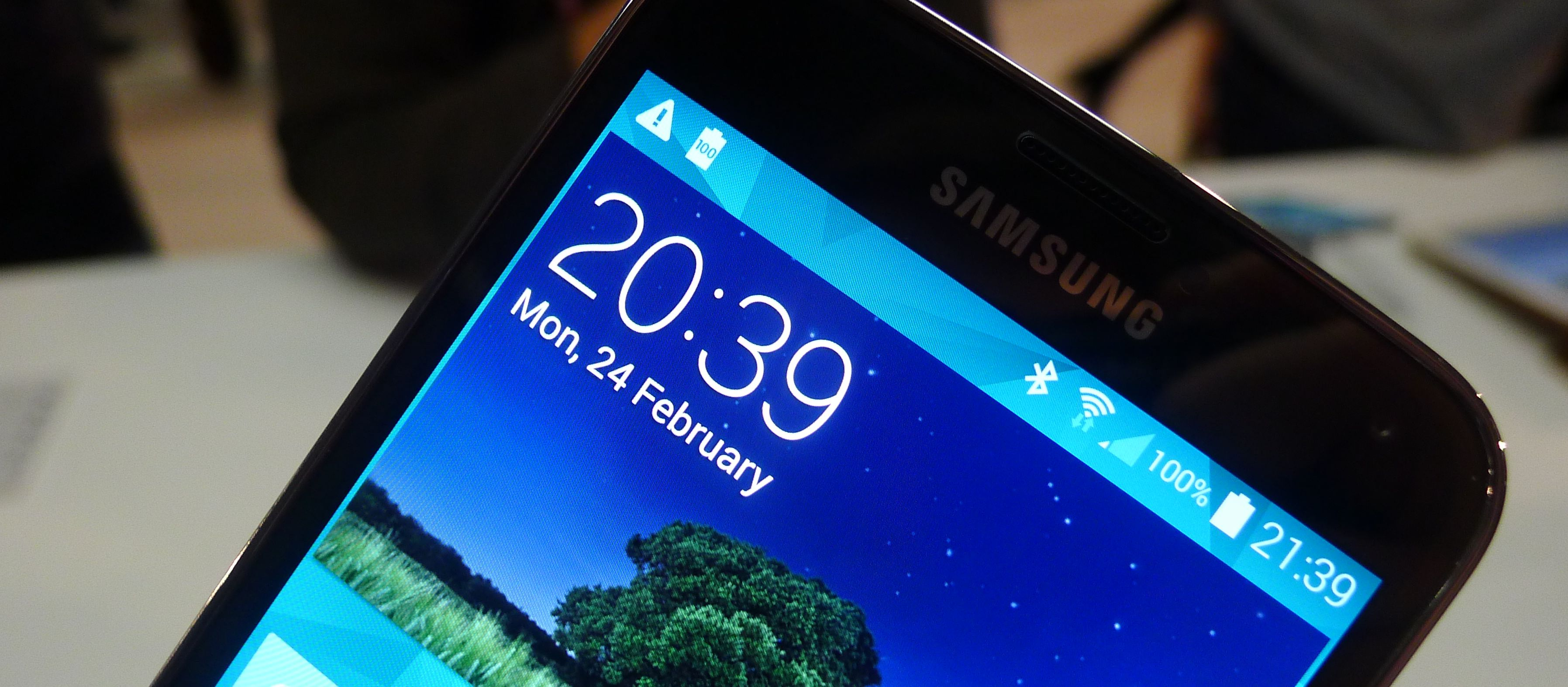 Samsung Galaxy S5 Preorders Start at AT&T on March 21 for $199