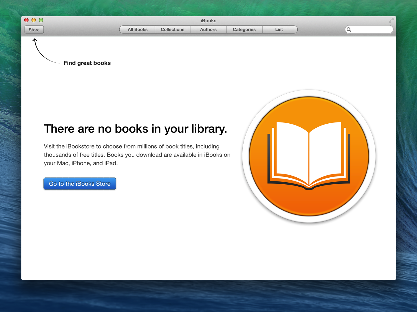 how to delete books from ibooks permanently
