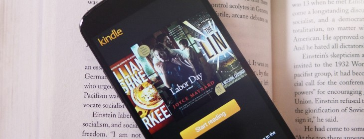 Amazon brings Audible to its Kindle apps to help you switch between reading and listening