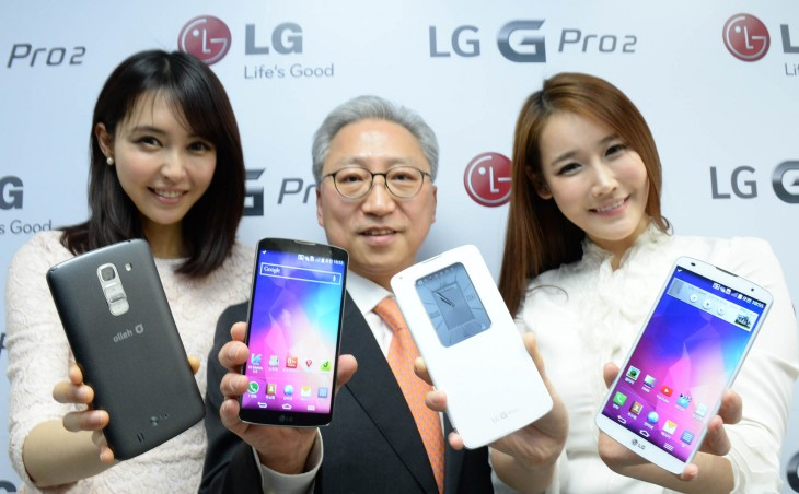 lg2 730x452 LG announces the L Series III, mid range smartphones with Android KitKat and smart covers