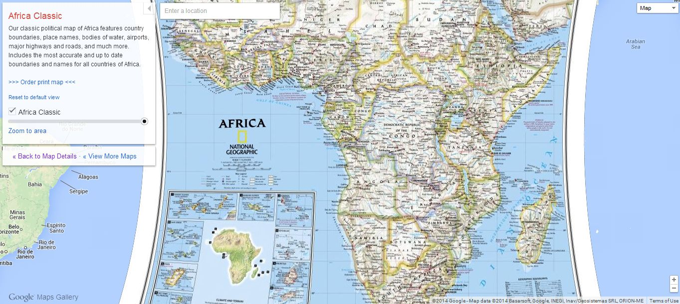 Google Launches Maps Gallery For Third-Party Maps on map of africa food, map of africa updated, map of africa current, map of africa 2014, map of africa google, map of africa cdc, map of africa detailed, map of africa clear,