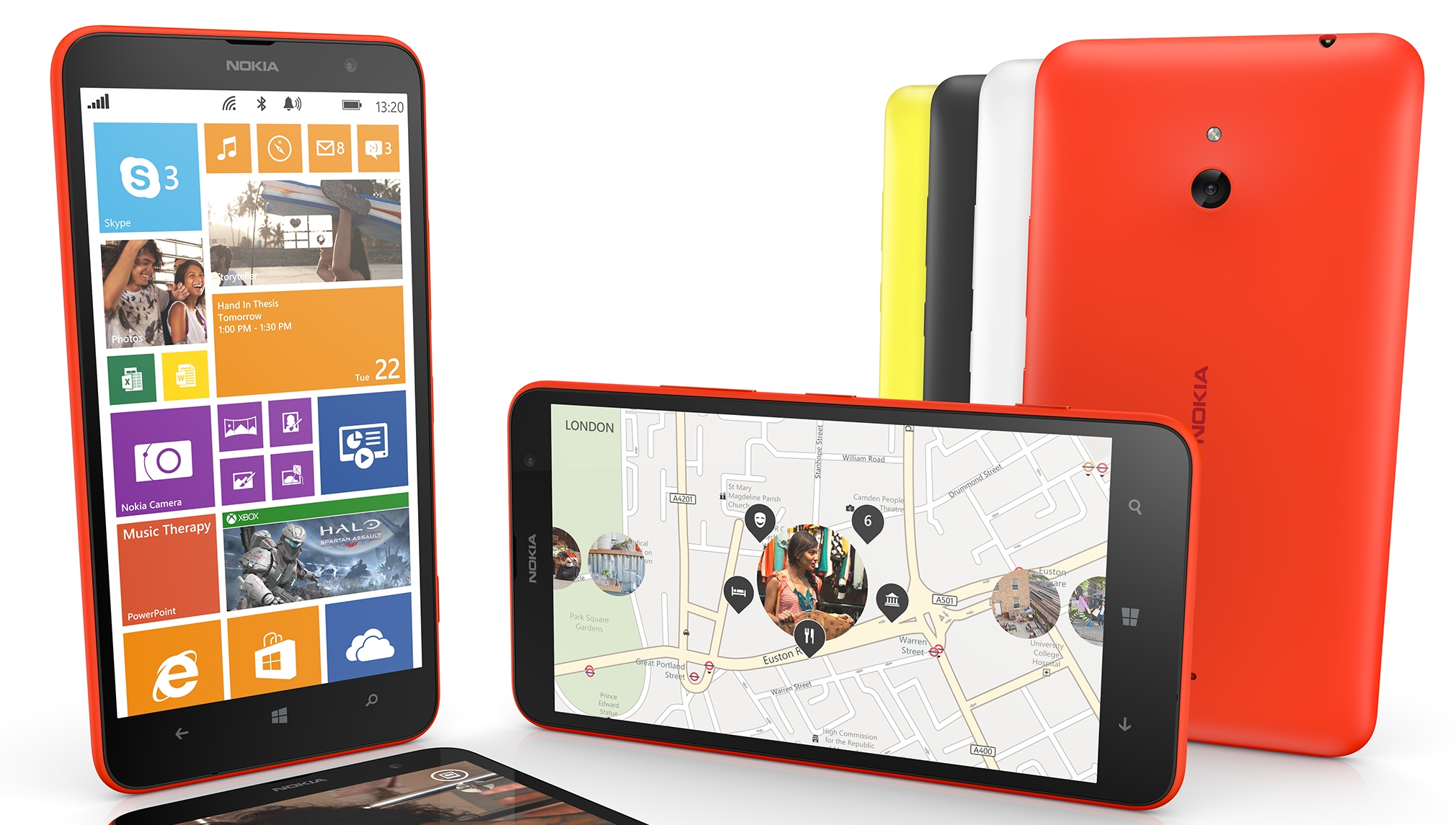 Nokia Confirms Lumia 1320 UK Details