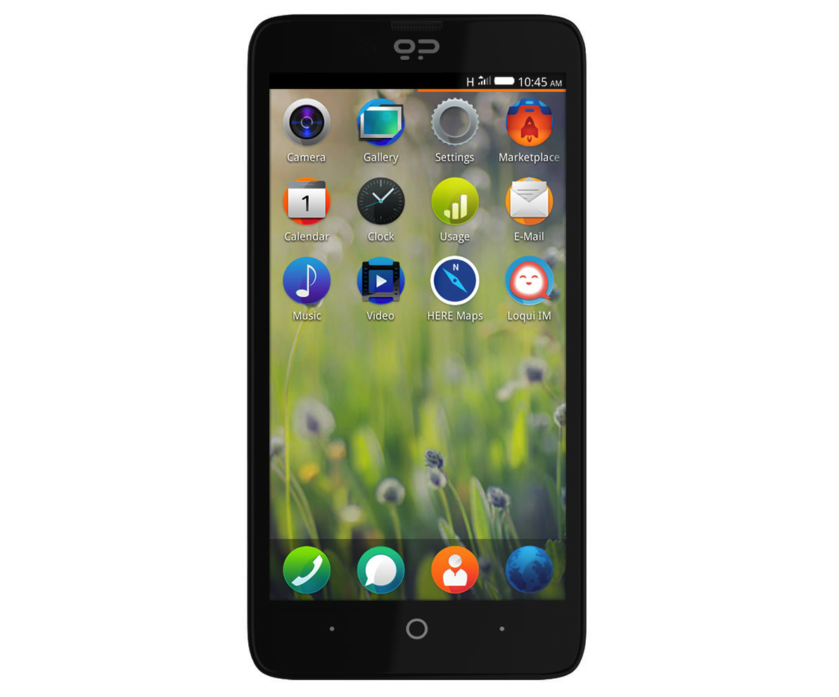 Geeksphone Revolution Android/Firefox OS Smartphone Goes ...