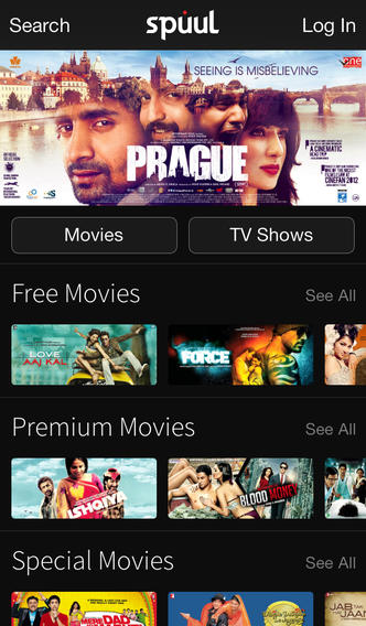 Bollywood streaming service Spuul now lets iOS app users sync movies for offline viewing