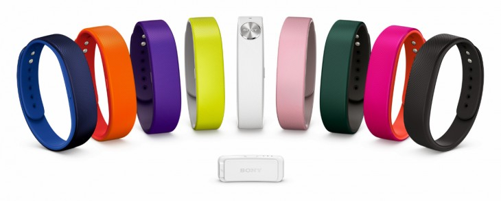 Sony will launch its Core and SmartBand fitness tracker with new Lifelog app in March