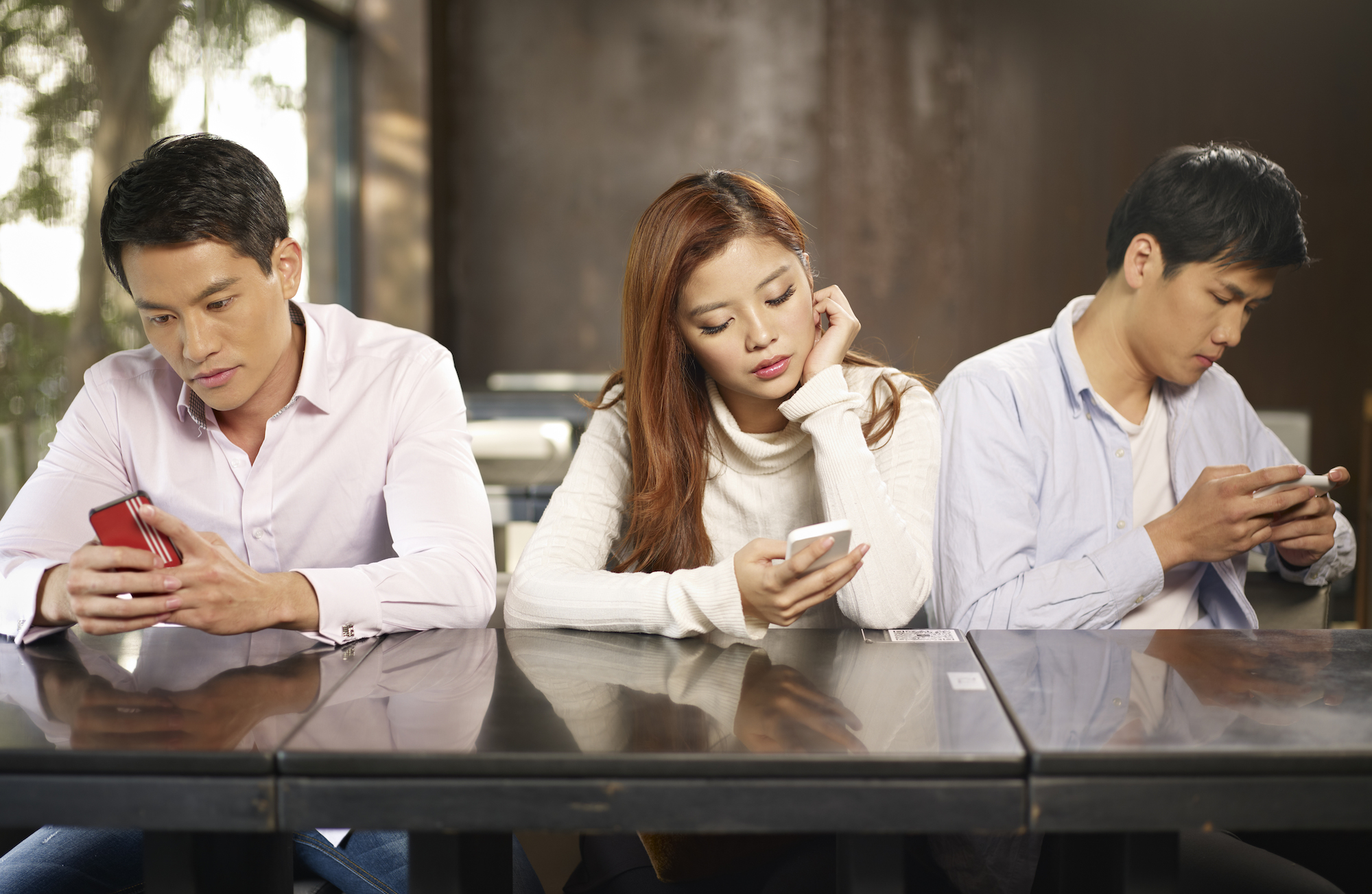 bad influence of mobile phones on society