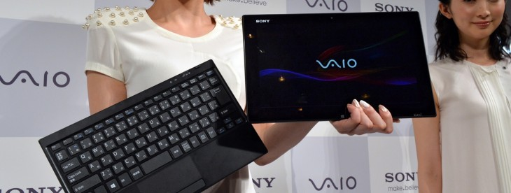 Sony denies it's in talks to sell its overseas Vaio PC business to Lenovo