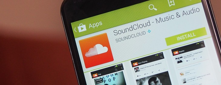 SoundCloud introduces ads and revenue sharing, as it prepares to launch a subscription service