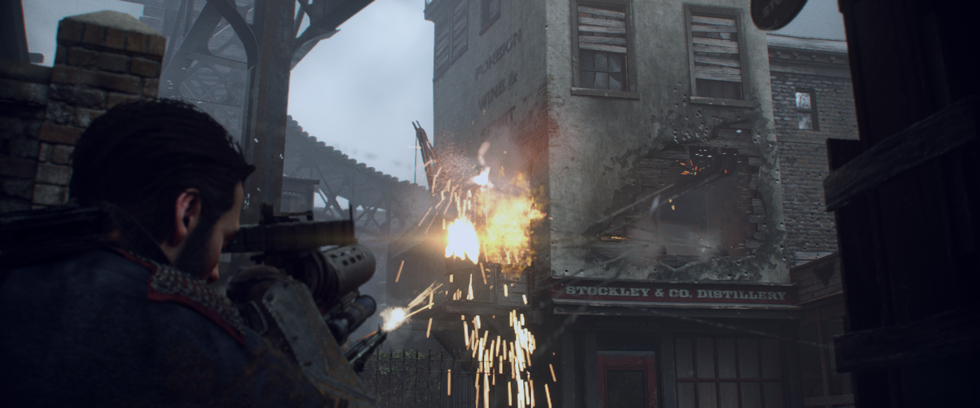 PlayStation Preview: The Order: 1886