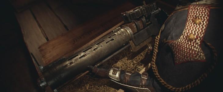 theorder-gun