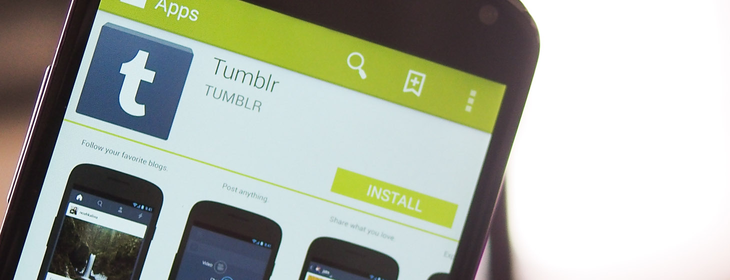 Tumblr In Talks With UK Government Over Web Safety
