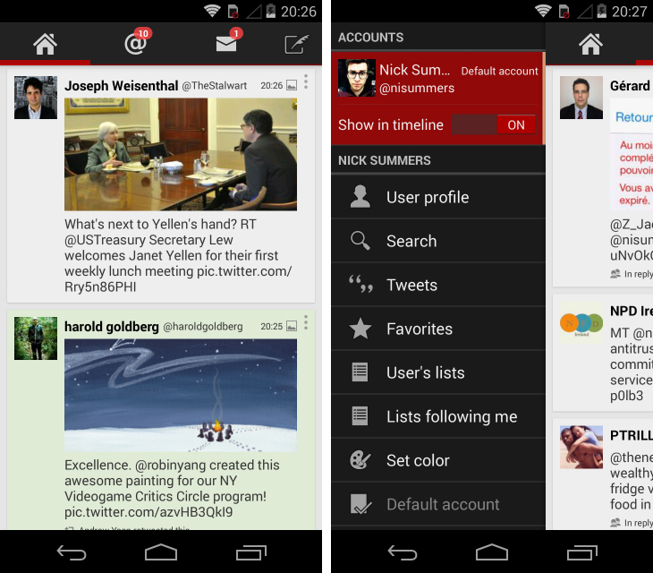11 of the Best Twitter Apps for Android