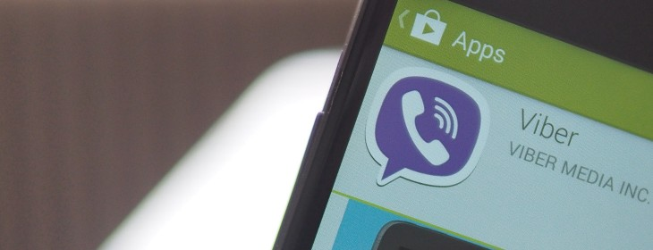 Viber for iOS gets a new flat design, multiple image sending and longer video messages