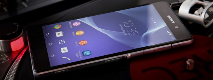 Sony has a new flagship Android smartphone: the Xperia Z2