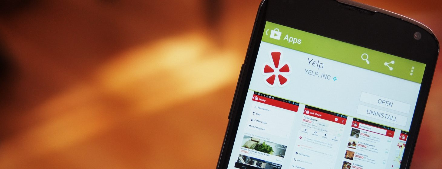 Yelp Now Lets You Add Video to Reviews