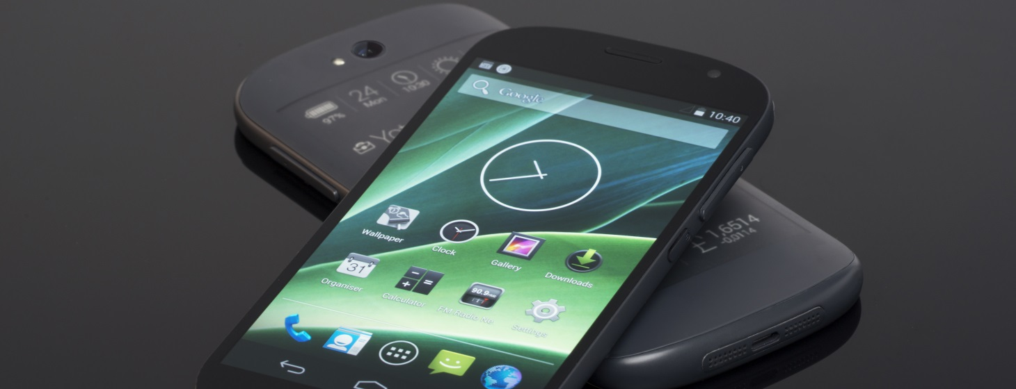 This is the new YotaPhone: A 5