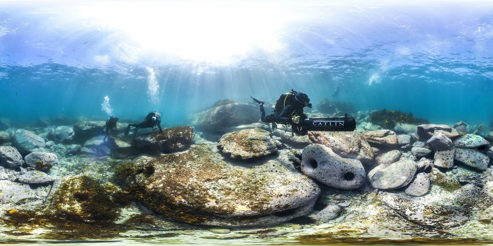 Google is Capturing Underwater Street View Photos Around Sydney
