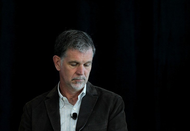 Netflix CEO argues for strong net neutrality and slams ISPs for 'extracting a toll because they ...