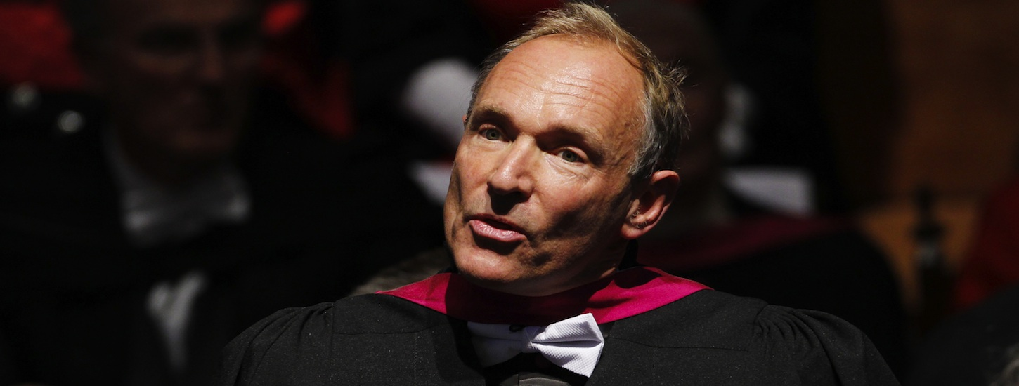 Inventor of World Wide Web Calls For Online Magna Carta