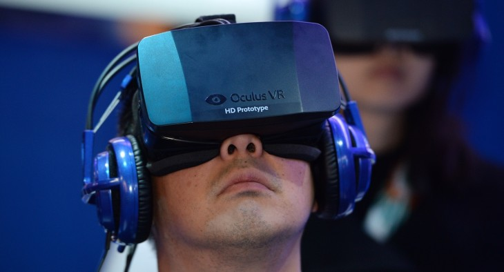 Facebook VP: The only limit with Oculus is our imaginations