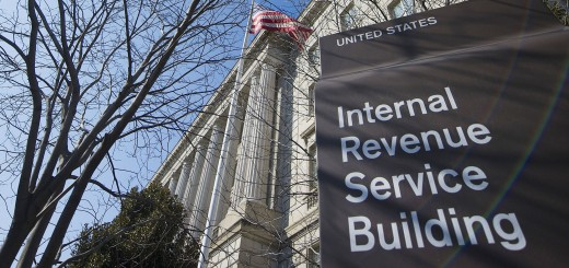 US-POLITICS-IRS-BUILDING