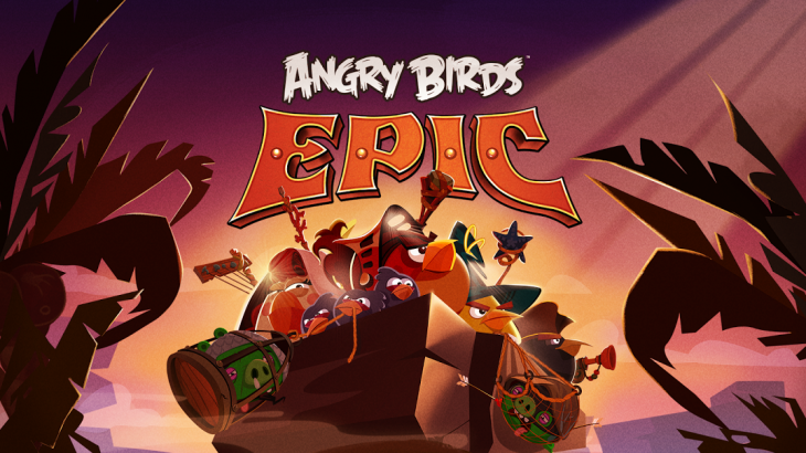 Update: Rovio is launching Angry Birds Epic for iOS in Canada, Australia and New Zealand today
