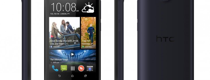 HTC launches Desire 310 entry-level smartphone with 1.3GHz quad-core processor and 4.5″ display ...
