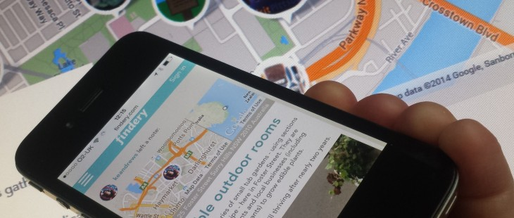 Fake's Findery: Flickr co-founder brings her social, notes-based map of the world to iOS