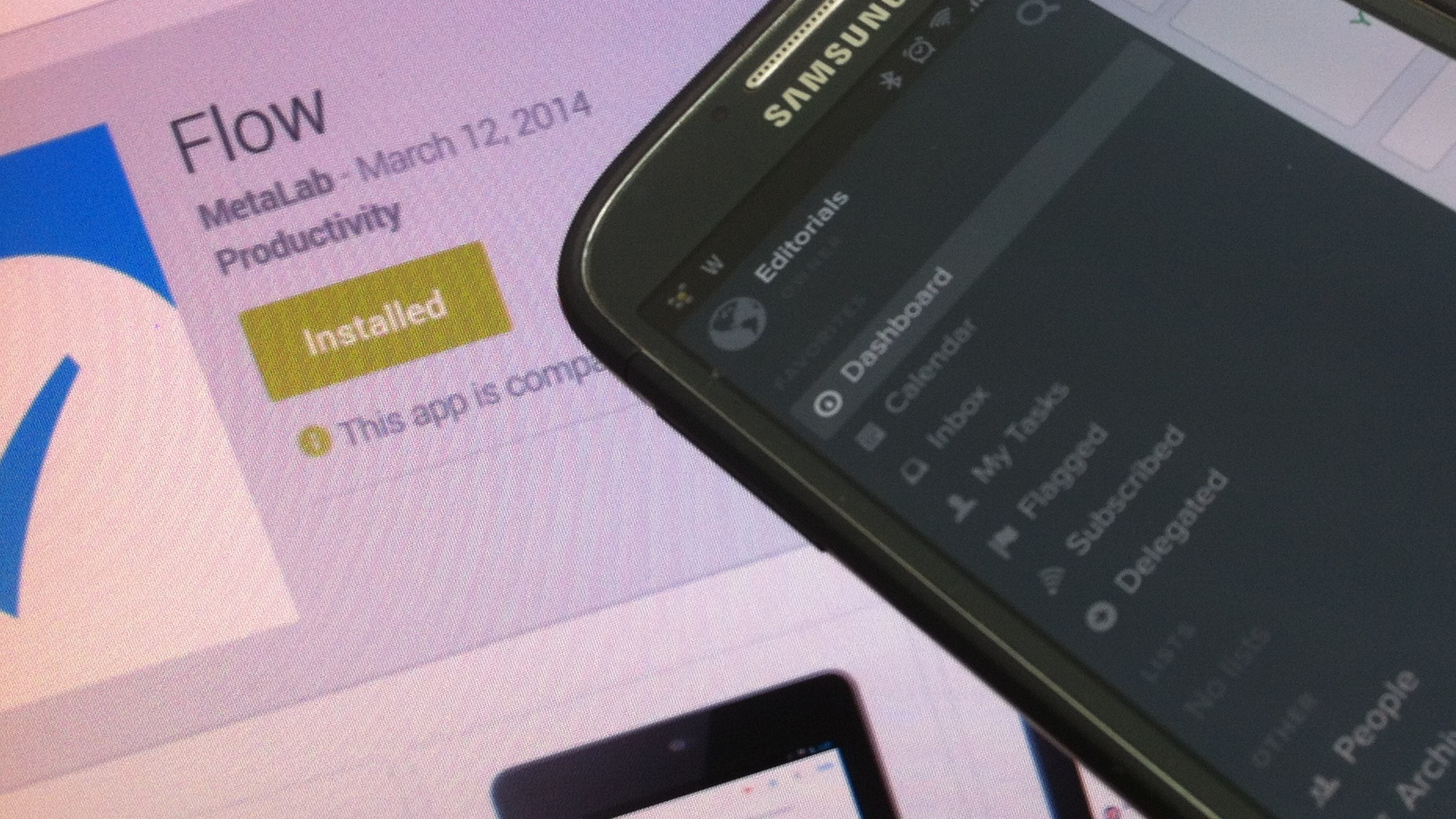 Flow brings its beautiful team task-management tool to Android