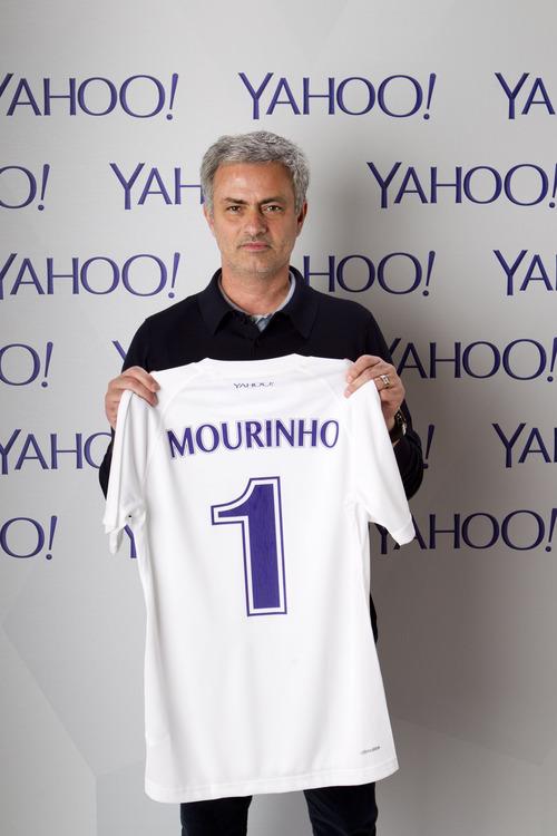 Mourinho-Yahoo