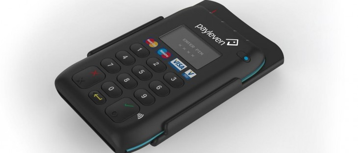 Payleven set to launch €100 contactless payment-capable Chip & PIN reader for small businesses ...