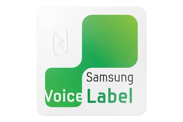 SamsungVoiceLabel