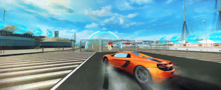 Asphalt 8: Airborne for iOS will be the first mobile game to offer built-in Twitch streaming
