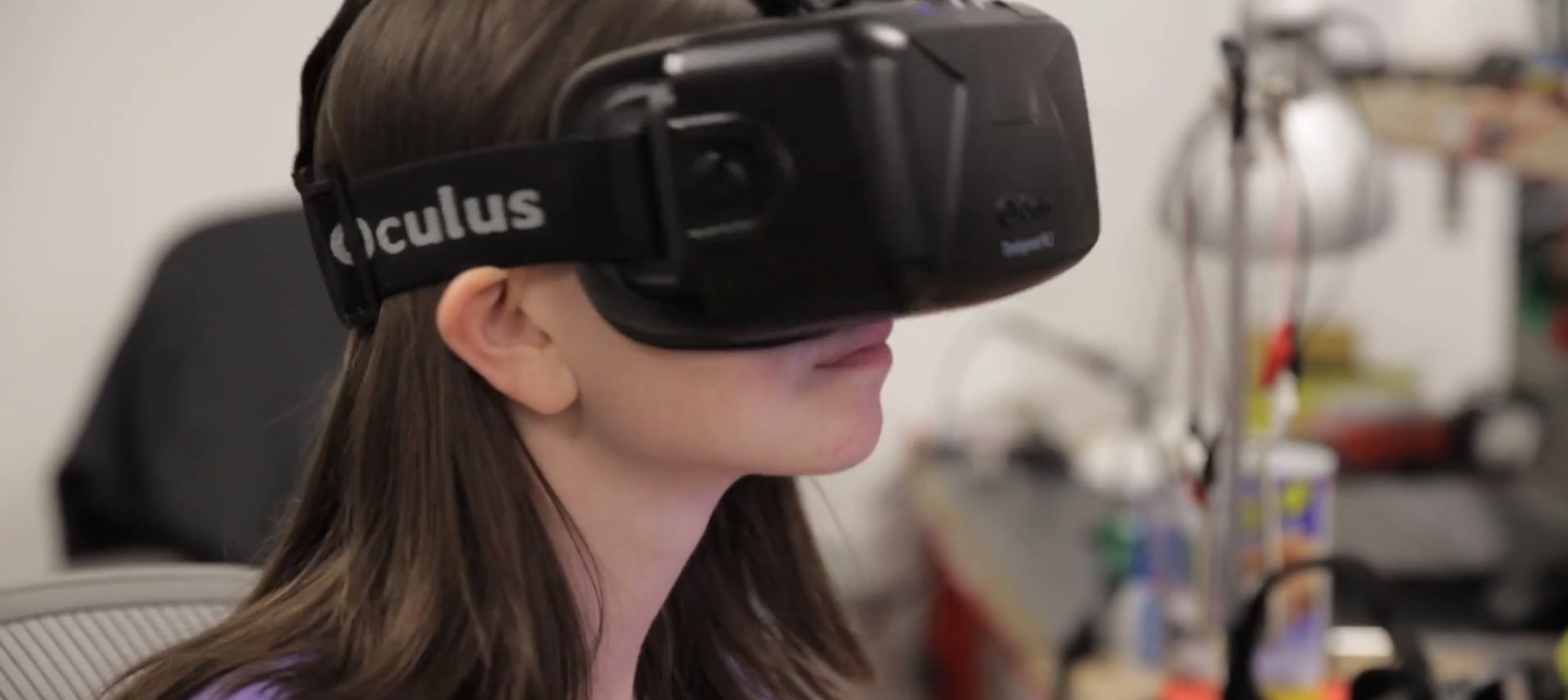 Facebook Talks to Film Studios About Content for Oculus Rift