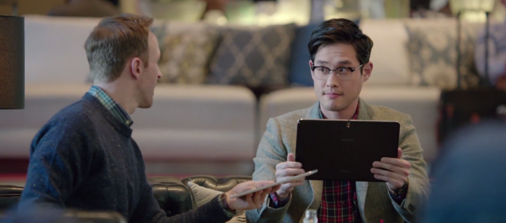 Samsung's latest Galaxy PRO tablet ad trashes the iPad, Surface and Kindle