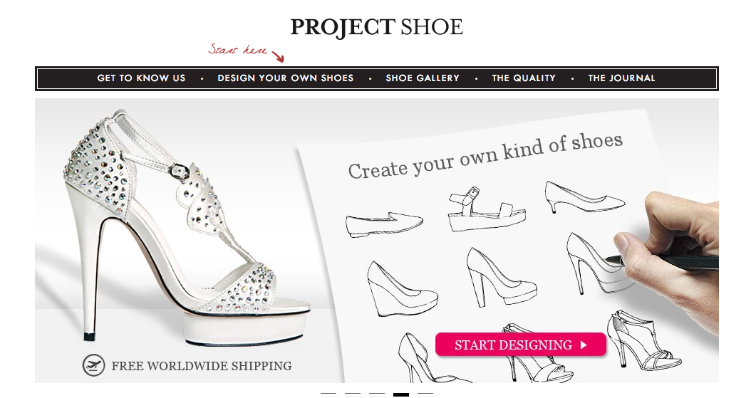 Indonesian Startup Project Shoe Targets