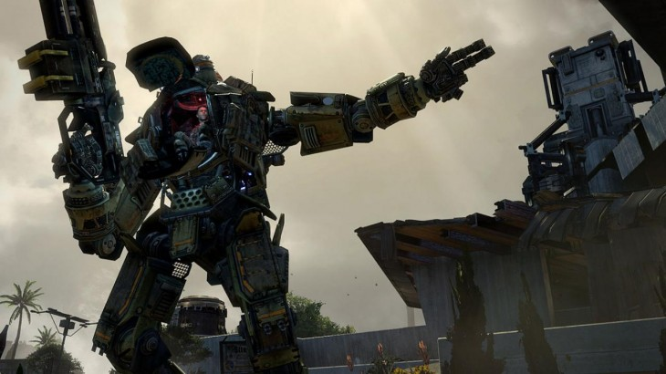 Titanfall developer Respawn Entertainment is 'talking to Aspyr' about a Mac version