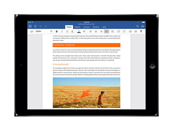 WordforiPad_landscap_Page