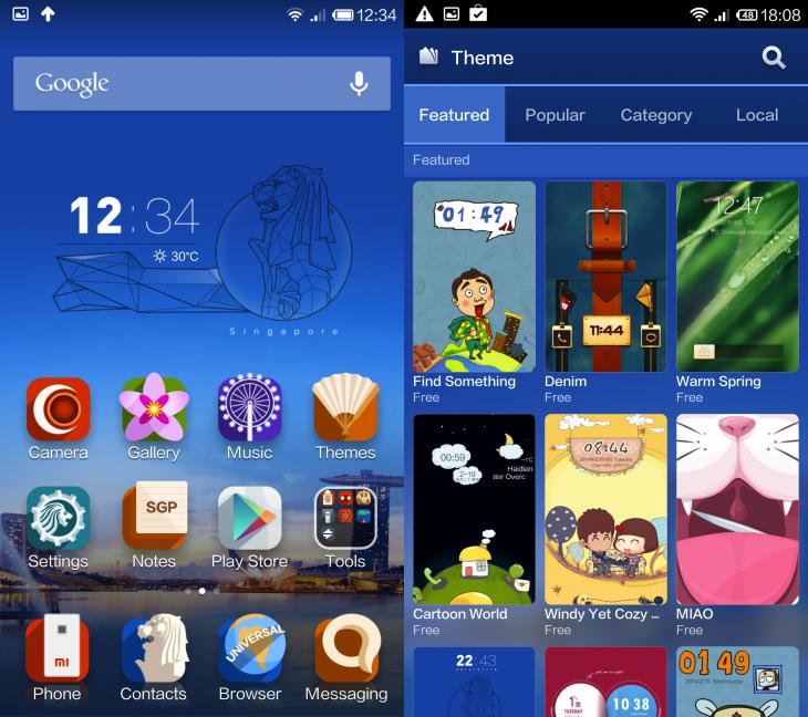 Xiaomi-Theme