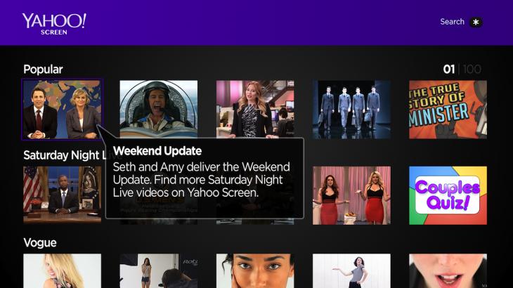 Yahoo-Screen-channel