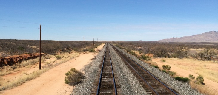 On Track: Rolling on the first #AmtrakLive ride from Los Angeles to SXSW
