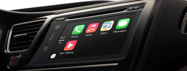 Apple launches CarPlay, integrating your iPhone with your car, with Siri voice control