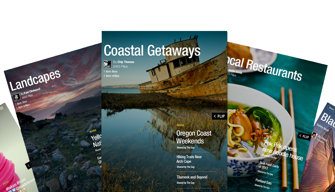 Flipboard Brings Direct Story Sharing to its iOS App