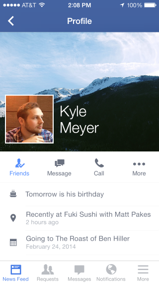 how to turn facebook profile to page