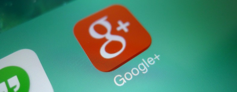 Google+ follows Facebook with larger thumbnail images and headlines for link posts