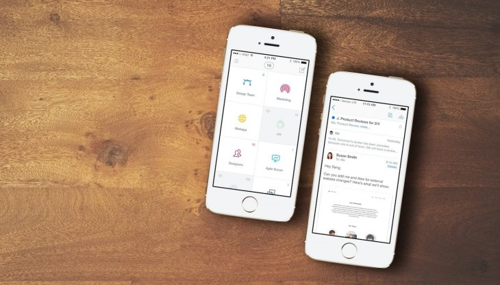 SquareOne: A slick iPhone app that wants to make your emails less overwhelming