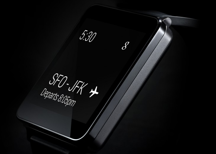 LG announces the G Watch, an Android Wear smartwatch built in 'close collaboration' with ...