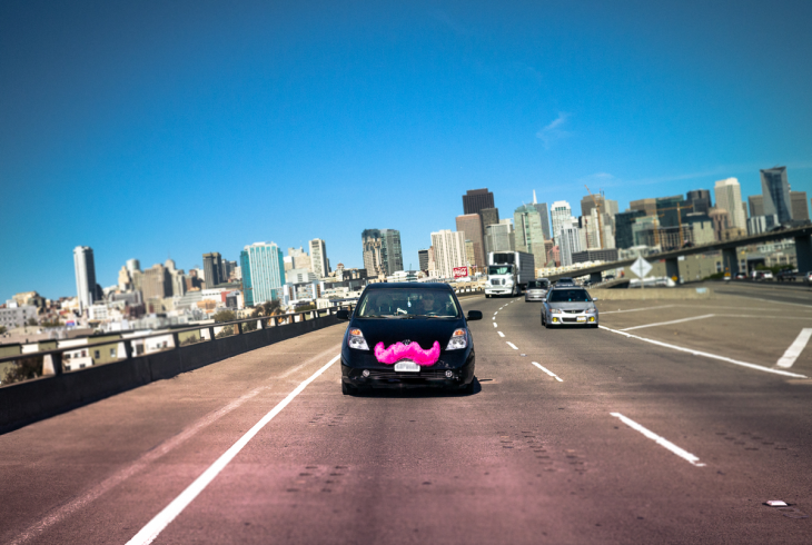 Lyft launches carpooling-with-strangers service, Lyft Line