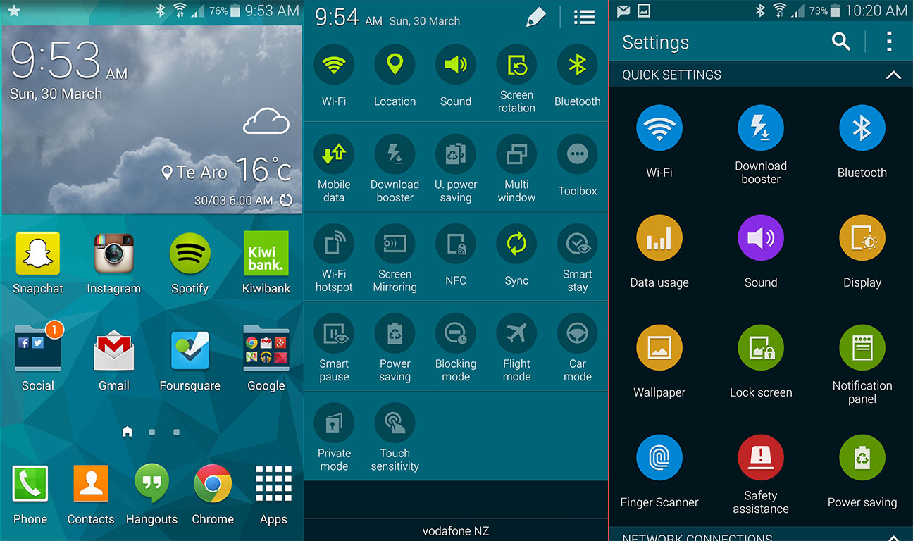 how to delete apps on samsung s5 mini
