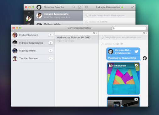 Review: Flamingo for Mac Is A Better Way to Use Google Hangouts